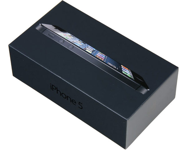 iPhone 5 Box