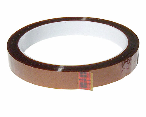 Kapton ESD tape, 12mm x 33m