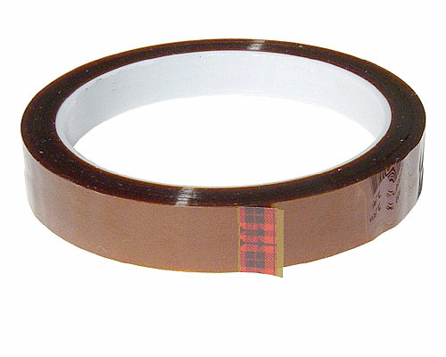 Kapton ESD tape, 20mm x 33m