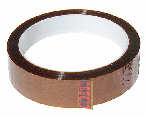 Kapton ESD tape, 30mm x 33m