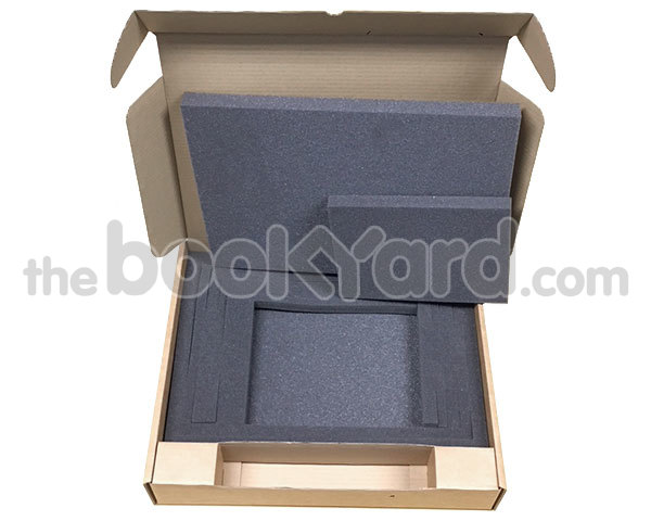 Bookyard universal laptop box (x100) Free UK pallet shipping