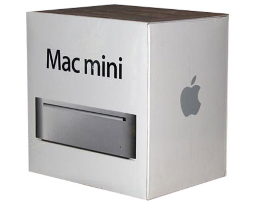 Mac Mini Original Box (2009)