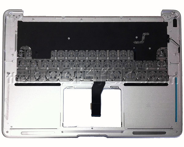 "MacBook Air 13"" Top Case & keyboard, Danish (2010)"