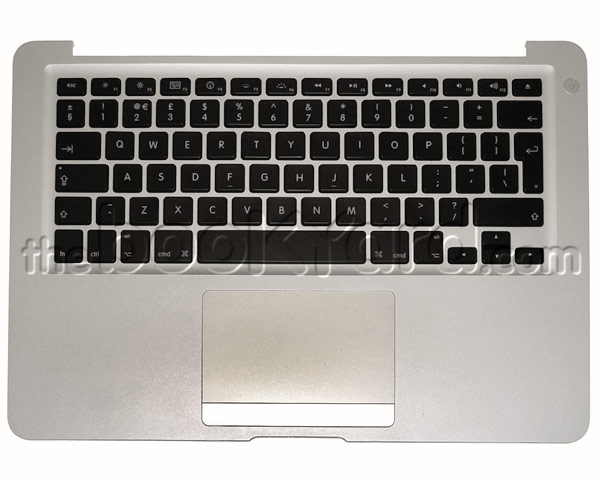 MacBook Air Top Case & keyboard Swedish (Early 2008)
