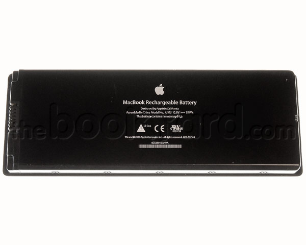 MacBook Battery A1185 (Black)
