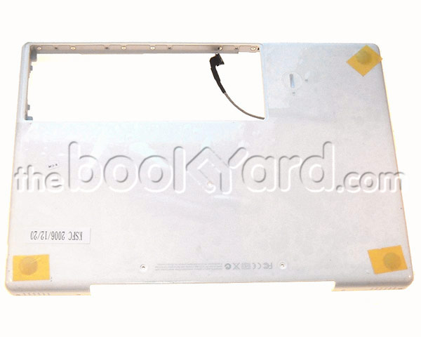 MacBook bottom case, White (CD/C2D)