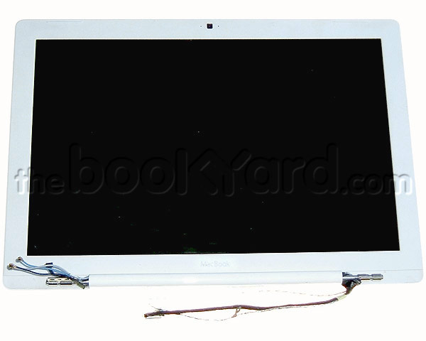 MacBook complete lid and display, White (Core Duo)