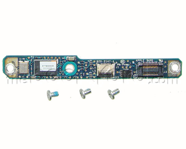 "MacBook Pro 17"" iSight Controller Board (2.33/2.4 C2D)"