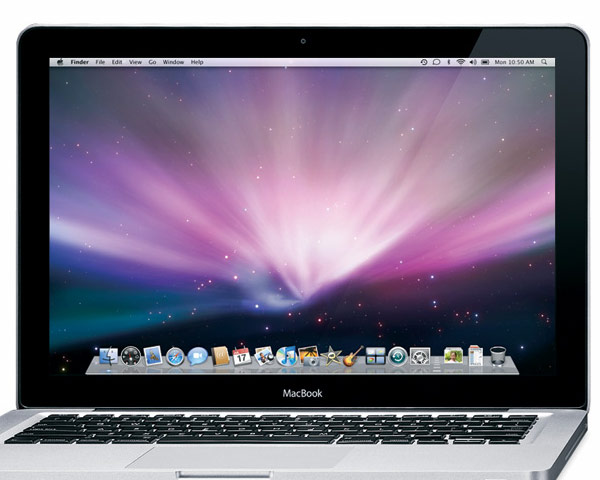 Unibody MacBook Complete Display (2008)