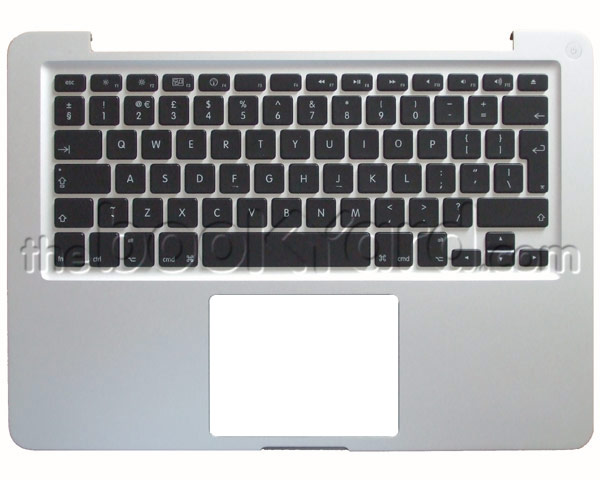 Unibody Macbook Top Case and non-backlit french keyboard