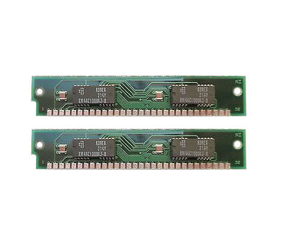 Macintosh Memory, 30-pin, 100ns, 1MB x 2