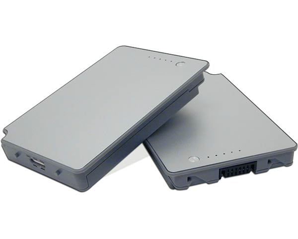 "PowerBook G4 Aluminium 15"" Apple battery"