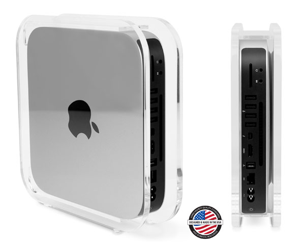 NewerTech NuCube Vertical Stand For 10/11/12/14/18 Mac Mini