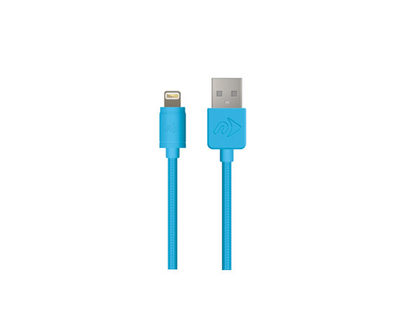 USB to Lightning Connector Cable - NewerTech - 2 Meter - Blue