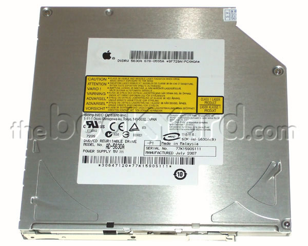 OPTIARC DVD RW AD 5630A DRIVER FOR PC