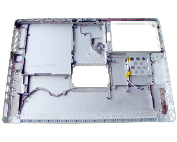 "PowerBook G4 Aluminium 15"" bottom case (1.5/1.67GHz)"