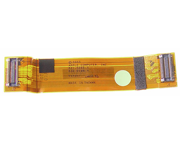 "PowerBook G4 Aluminium 15"" audio flex cable (1-1.67GHz)"