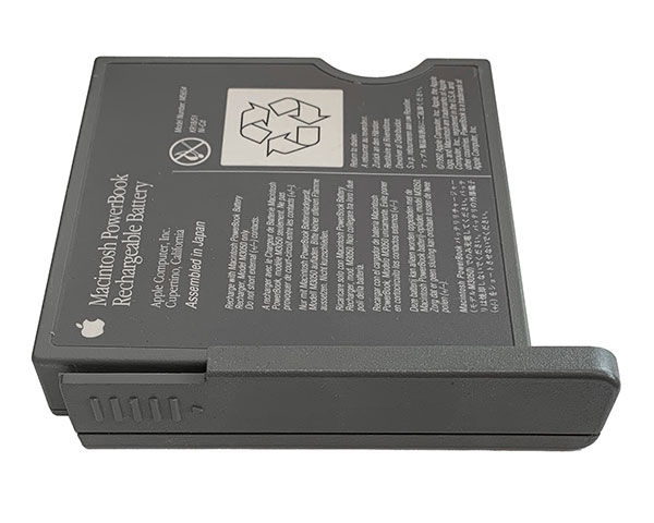 PowerBook 1XX series battery (not holding charge)