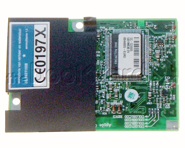PowerBook G3 PISMO/iBook ClamShell 56K v90 modem board