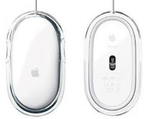 Apple Mouse - USB One Button - White