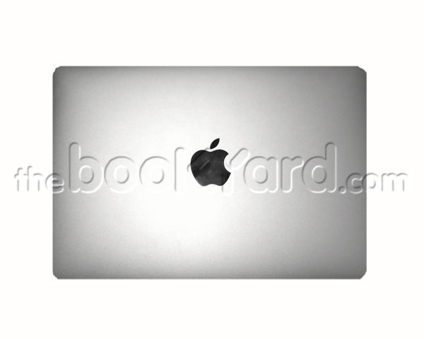 "MacBook Pro 13"" Lid Panel - Space Grey (2TB/4TB 17)"