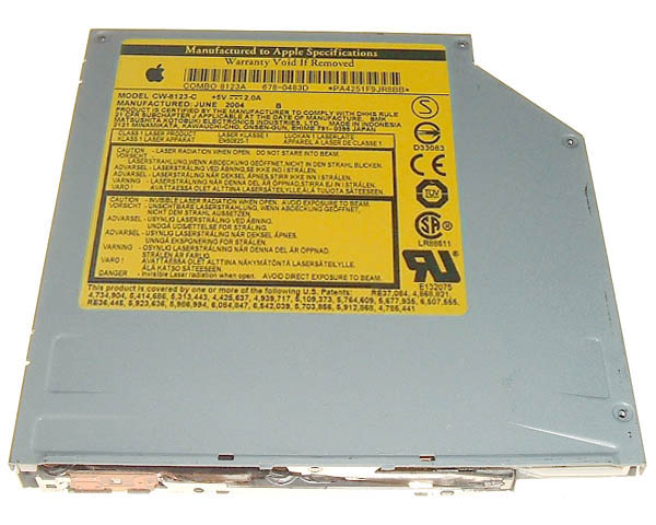 Panasonic 8122A/8123A Combo optical drive - 24xCD-R
