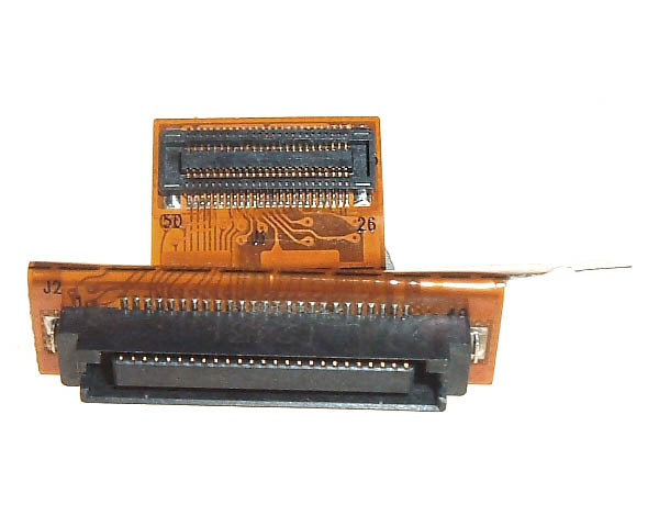 Titanium PowerBook G4 optical flex cable (667MHz-1GHz)