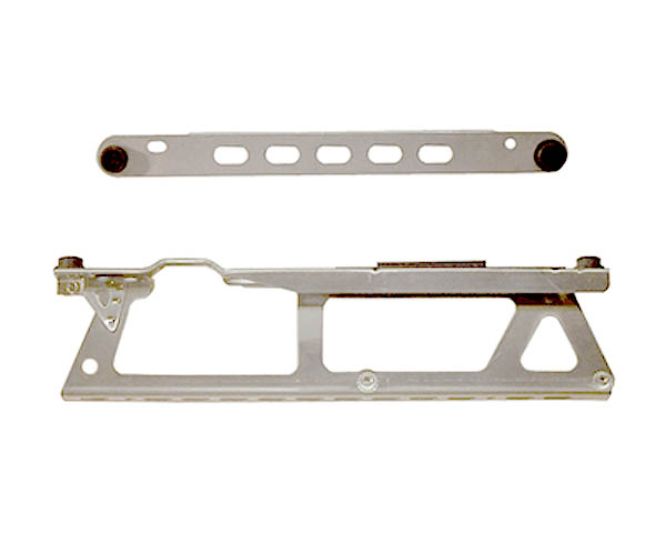 Titanium PowerBook G4 optical mounting bracket kit (667MHz-1GHz)