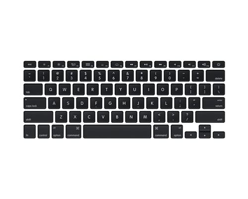 "Unibody Full keycap set, US 13/15"" (Type K) (Backlit)"