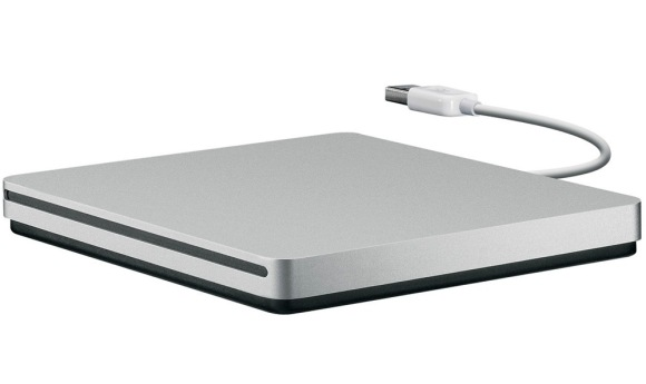 External USB-C Optical Drive - DVD-RW